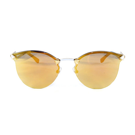 FF0040S Sunglasses // Gold