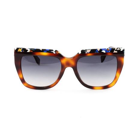 FF0087S Sunglasses // Multicolor + Havana