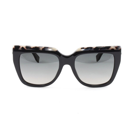 FF0087S Sunglasses // Havana + Black