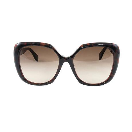 FF0107FS Sunglasses // Havana