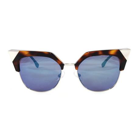 FF0149S Sunglasses // Havana