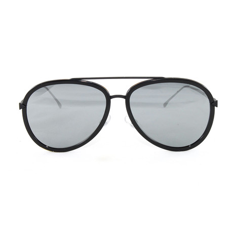 FF0155S Sunglasses // Havana + Black