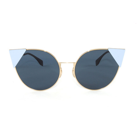 FF0190S Sunglasses // Rose Gold