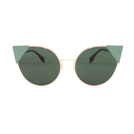 FF0190S Sunglasses // Gold