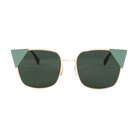 FF0191S Sunglasses // Gold