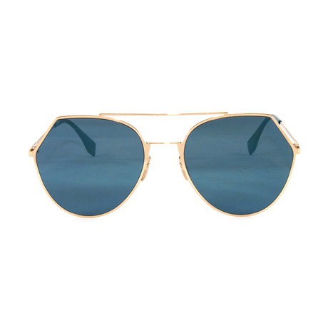 FF0194S Sunglasses // Rose Gold
