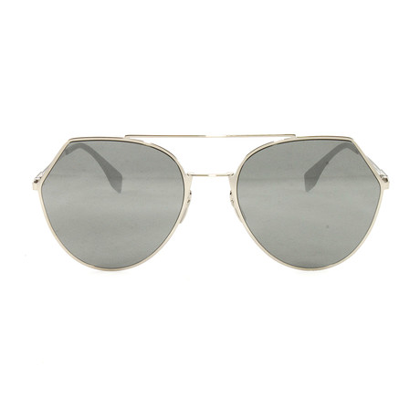 FF0194S Sunglasses // Light Gold