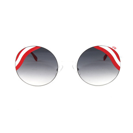 FF0248S Sunglasses // White
