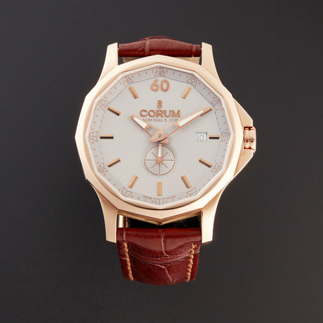 Corum Admiral's Cup Legend Automatic // 295.101.55/0002 FH12 // Unworn