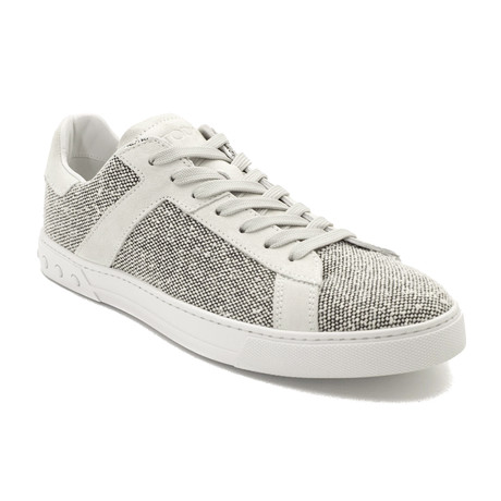 Leather Sneaker Shoes // White (US: 9)
