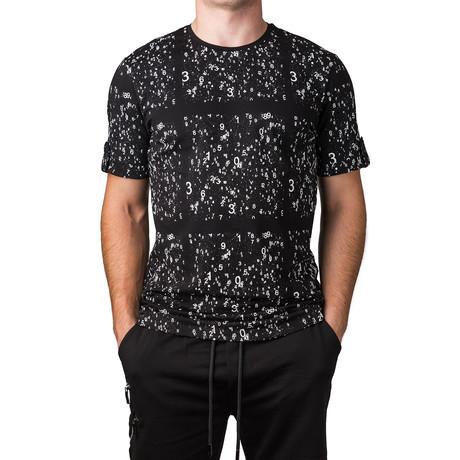Number T-Shirt // Black (S)