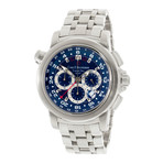 Carl F. Bucherer Patravi TravelTec Chronograph GMT Automatic // 00.10620.08.53.21 // Store Display