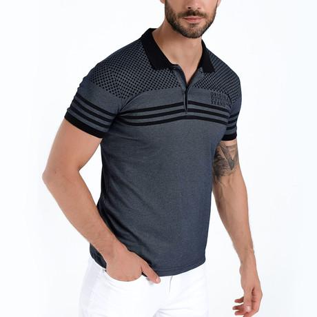 Edgar Shirt // Navy (S)