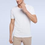 Pique T-Shirt // White (3XL)