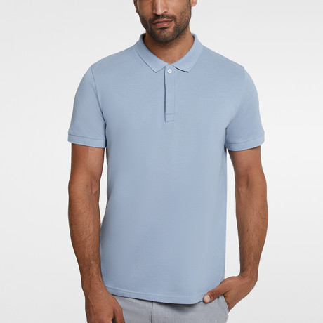 Polo // Ice Blue (XS)