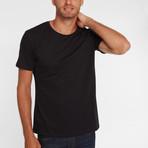 T-Shirt // Black (2XL)