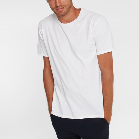 T-Shirt // White (XS)