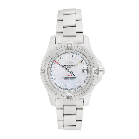 Breitling Ladies Colt Lady Diamond Quartz // Pre-Owned