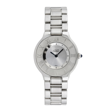 Must de Cartier Midsize Quartz // Pre-Owned