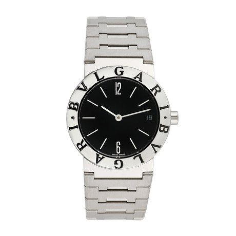 Bulgari Ladies Diagono Quartz // BB30 SSD // Pre-Owned