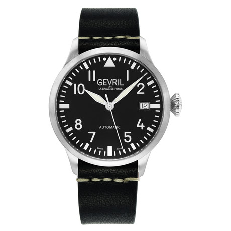 Gevril Vaughan Swiss Automatic // 43500
