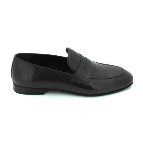 Devin Dress Shoes // Black (Euro: 39)