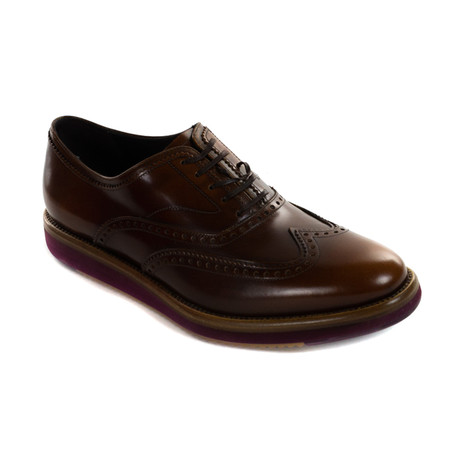 Julian Dress Shoes // Brown (UK: 6)