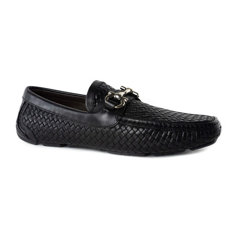 Levi Loafers // Black (UK: 5)
