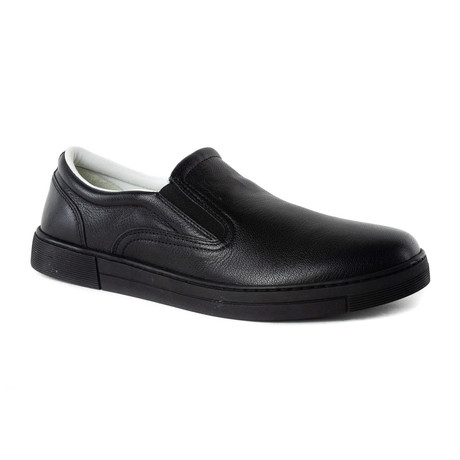 Silas Sneakers // Black (UK: 5)