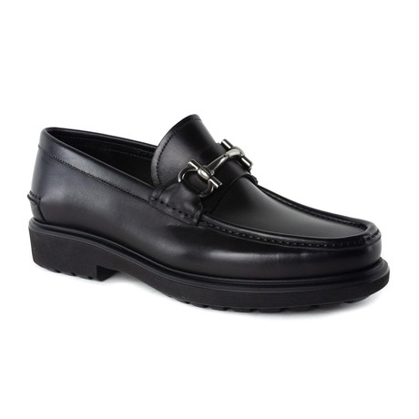 Ezra Loafers // Black (UK: 5)