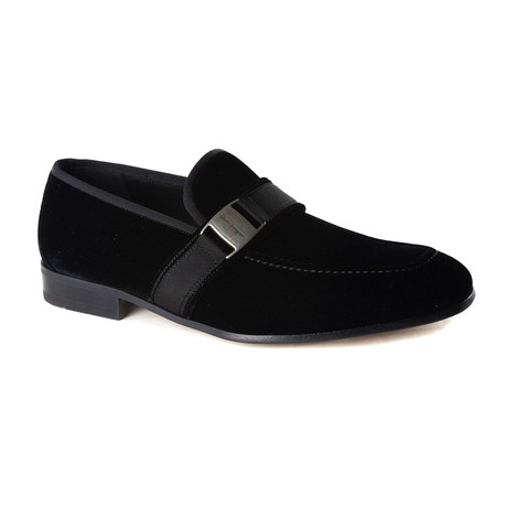 Harry Loafers // Black (UK: 5)