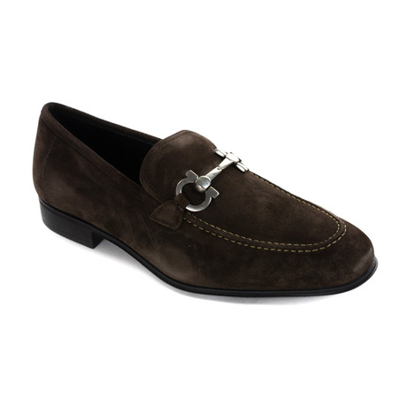 Kai Loafers // Dark Brown (UK: 5)