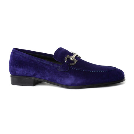 Thomas Loafers // Blue (UK: 5)