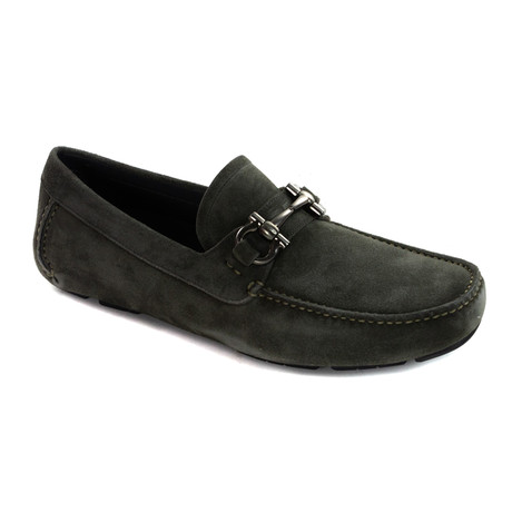 Atlas Loafers // Green (US: 5)
