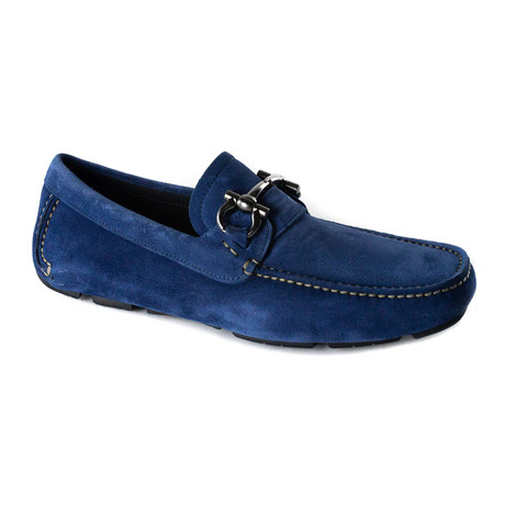 Jayden Loafers // Blue (US: 5)