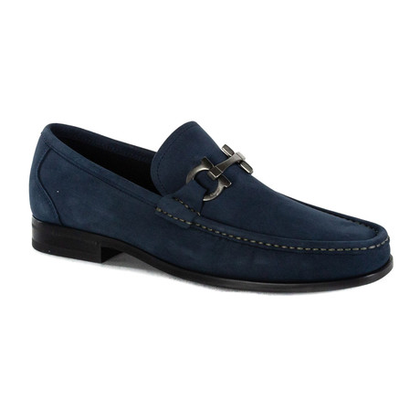 Arlo Loafers // Blue (UK: 5)