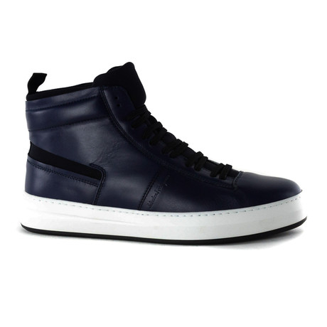 Aarav Sneakers // Blue (UK: 5)