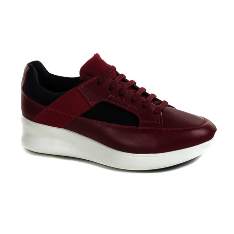 Henry Sneakers // Bordeaux (UK: 5)