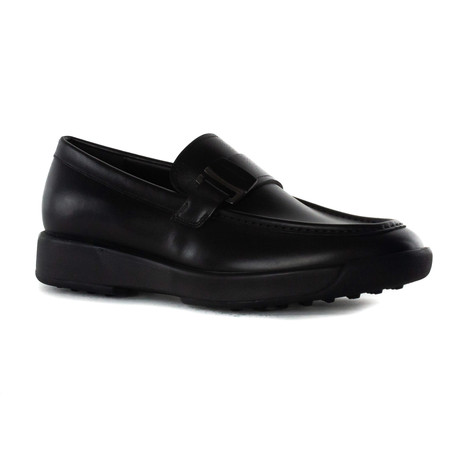 Griffin Loafers // Black (UK: 5)
