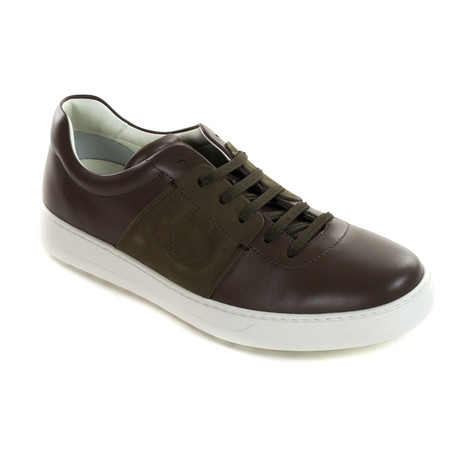 Oscar Sneakers // Brown (UK: 6)