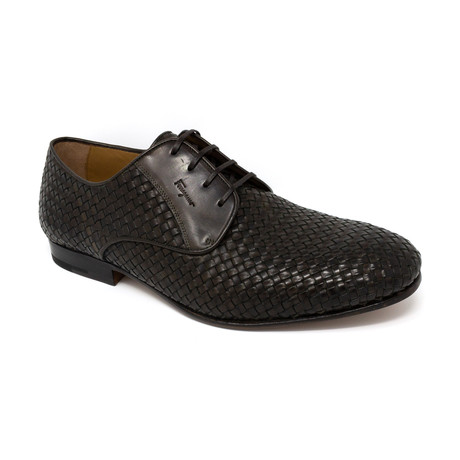 Malan Dress Shoes // Brown (US: 6.5)