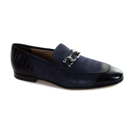 Maoz Loafers // Navy (US: 6.5)