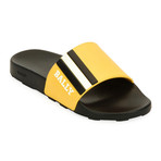 Saxor Rubber Slide // Kodak + Black + White (US: 11)