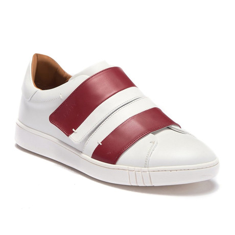 Willet Sneakers // Red + White (US: 7)