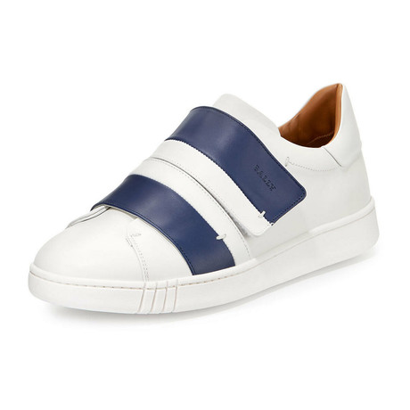 Willet Sneakers // Blue + White (US: 7)