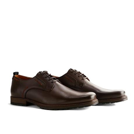 London Low Leather // Dark Brown (Euro: 40)
