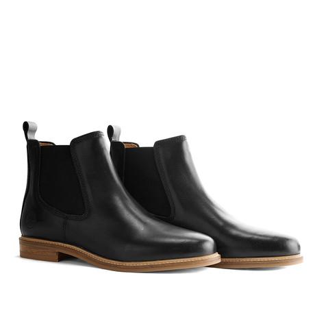 Paris Leather // Black (Euro: 36)