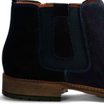 London Chelsea Suede // Dark Blue (Euro: 42)