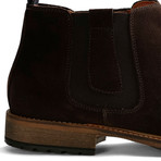 London Chelsea Suede // Dark Brown (Euro: 40)