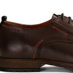 London Low Leather // Dark Brown (Euro: 44)